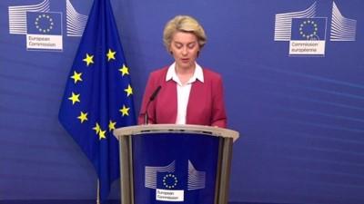 misyon - BRÜKSEL - Avrupa Birliği, Kovid-19'a karşı aşılamada hedefine ulaştığını duyurdu Videosu