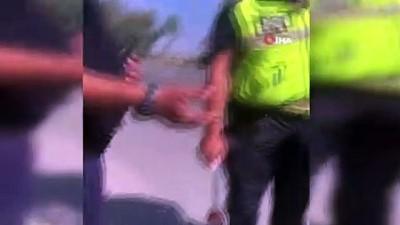 memur -  Bulgar polisinin zorbalığı kamerada