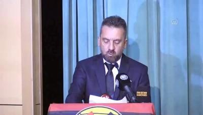 genel kurul - Eskişehirspor'da kulüp başkanlığa Mehmet Şimşek seçildi