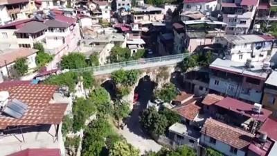 medeniyetler - HATAY - Hoşgörü kentinin tarihi su kemerleri zamana direniyor