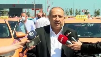 iletisim -  İBB ile İstanbul Havalimanı taksicileri anlaştı Videosu