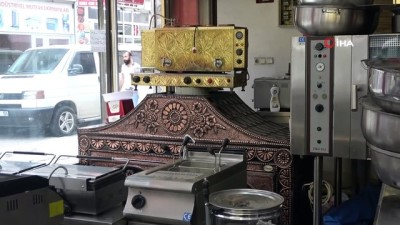 kahvehane -  Pandemide kapanan esnafın fotoğrafı ikinci el dükkanlarında