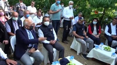 kahramanlik -  AK Partili Turan, Bayramiç Beyazı hasat etkinliğine katıldı Videosu