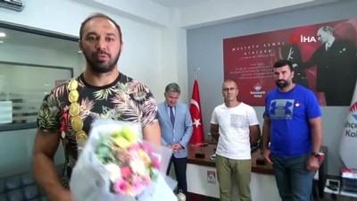 Ali Gürbüz: 'Altın kemerin ebedi sahibi olmak istiyorum'