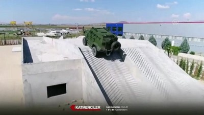 savunma sanayi - ANKARA - Katmercilerden Kenya'ya 91,4 milyon dolarlık zırhlı araç satışı (2)