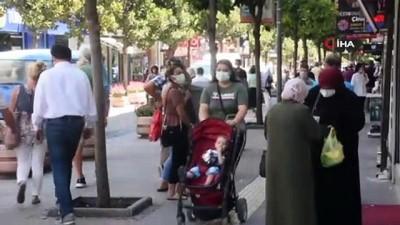 sayilar -  Balıkesir'de vaka sayıları artıyor