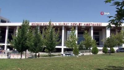 Edirne'de 'Uluslararası Hasta Ünitesi' 7 dilde hizmet verecek