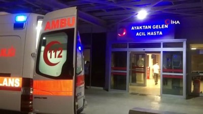 bicakli kavga -  Konya'da bıçaklı kavga: 1'i ağır, 2 yaralı