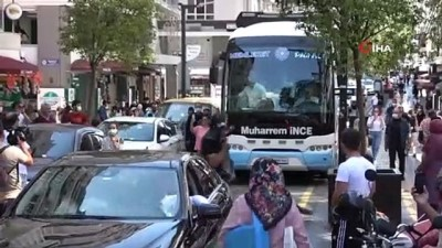 """kadina siddet -  Muharrem İnce'den CHP seçmenine çağrı: 'Kerhen CHP'ye oy vereceğine gel Memleket Partisi'ne oy ver"""""""
