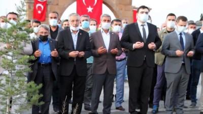 siyasi parti - MUŞ - Şehit Binbaşı Arslan Kulaksız için anma programı düzenlendi