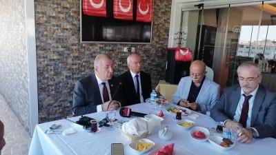 darbe girisimi - NİĞDE - Bağımsız İstanbul Milletvekili Özdağ'dan Bolu Belediye Başkanı Özcan'a destek