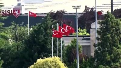 guzergah -  Samsun'da kuvvetli rüzgar