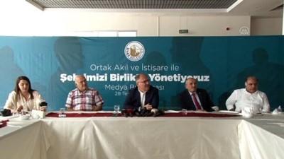 Sivas Belediye Başkanı Bilgin, Bolu Belediye Başkanı Özcan'ın yabancılarla ilgili ifadelerine tepki gösterdi