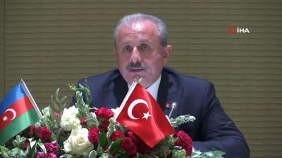 """milyar dolar -  - TBMM Başkanı Şentop: """"Türkiye-Azerbaycan birlikteliğinin ortaya çıkarttığı gerçeklik bölge ülkeleri için de önemli"""""""