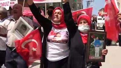 """sayilar -  Vanlı anne: """"10 yıldır HDP ve PKK ile savaşan bir anneyim"""""""