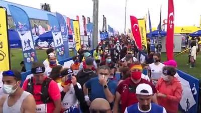 maraton - Büyük maraton zirvede başladı