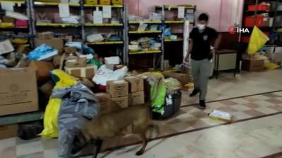 uyusturucu ticareti -  Erzincan'da 1 kilo 145 gram toz esrar ile çeşitli miktarlarda sentetik uyuşturucu ele geçirildi