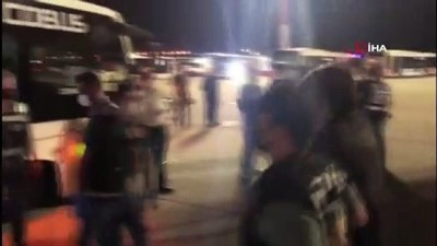 osmanpasa -  'Tosuncuk' lakaplı Mehmet Aydın, havalimanında sağlık kontrolden geçirildi