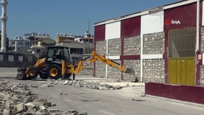 ihale - 71 yıllık Antakya Atatürk Stadı yıkılıyor