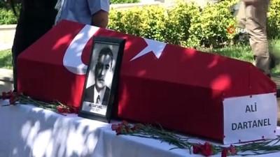 sahit -  Hayatını kaybeden eski Başkan Ali Dartanel için tören düzenlendi