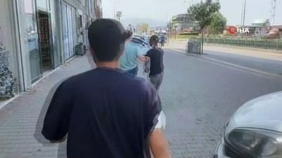 cinayet -  Bursa'da sahte cinayet ihbarı ortalığı ayağa kaldırdı