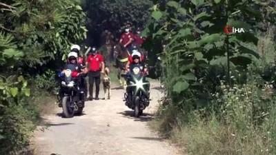 atli polis -  Çekmeköy'de orman yangınlarına karşı atlı denetim gerçekleştirildi