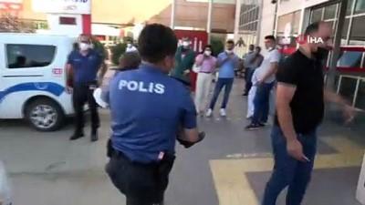 parmak -  Tokat'ta görünmez kaza, çocuğu trafik ekipleri hastaneye yetiştirdi