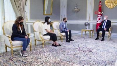 - Tunus Cumhurbaşkanı Kays Said: 'Bu yaşta diktatör olmayacağım'