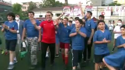 masa tenisi -  Beyoğlu yaz spor okulları açıldı