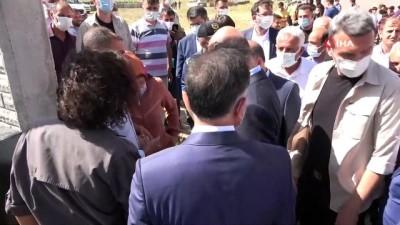 agri merkez -  İçişleri Bakanı Süleyman Soylu GAMER'i ziyaret etti