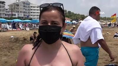 buyuksehir belediyesi -  Mersin'de plajlar engelliler için de hazır