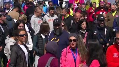 maraton - Zirvedeki dev maratonda renkli final