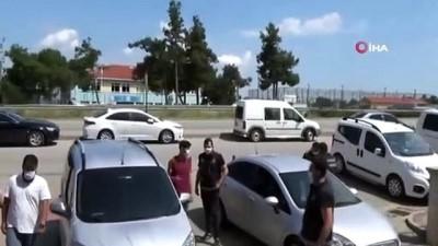 metamfetamin -  Çanakkale'de uyuşturucu operasyonu: 3 tutuklama