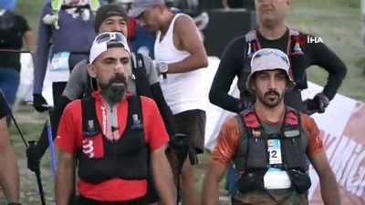 Erciyes Ultra Dağ Maratonu 5. kez koşuldu
