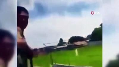 askeri personel -  - Filipinler'deki askeri uçak kazasında ölü sayısı 50'ye yükseldi Videosu