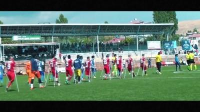 strateji - İSTANBUL - TFF'nin engelli futboluna desteği 15 yaşında