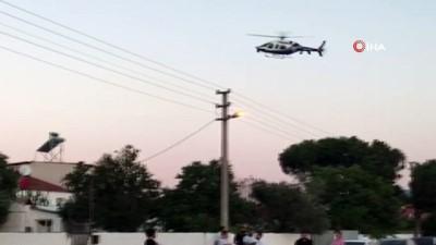 safak operasyonu -  Suç örgütüne helikopter destekli şafak operasyonu: 19 gözaltı