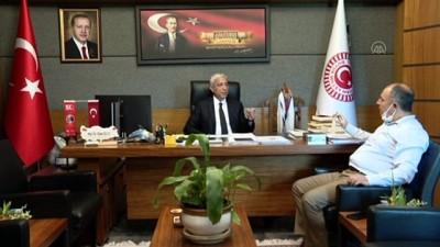 TBMM - Tarım Komisyonu Başkanı Kılıç, hayvanların korunmasına ilişkin kanun teklifini değerlendirdi