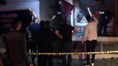 osmanpasa -  Tokat'ta market yangını