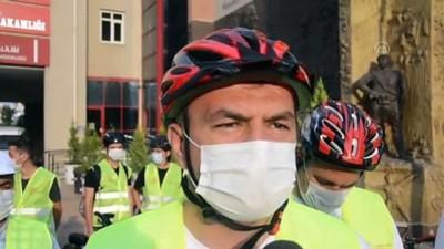 bisiklet turu - AYDIN - Telafi eğitim programı başladı