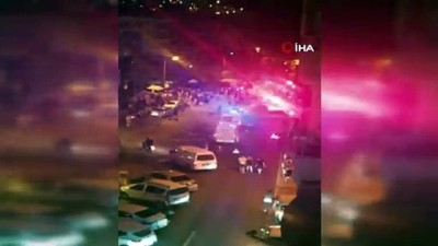 112 acil servis -  Bursa'da yangında dehşet dakikaları kamerada...Alevlerin içinden böyle çıktılar Videosu