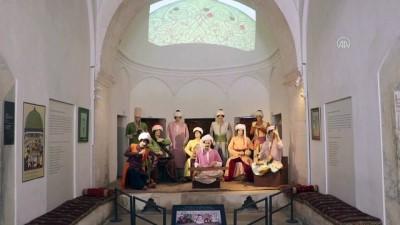heykel - EDİRNE - 'Osmanlı'da insana verilen değerin anlatıldığı' müzeye bir ödül daha
