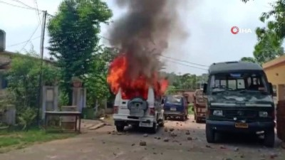 - Hindistan'da bir Müslümanın gözaltında ölümü sonrası halk sokaklara döküldü