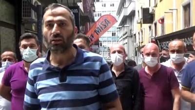 Maden işçileri taleplerini GMİS yöneticileri ile görüştü
