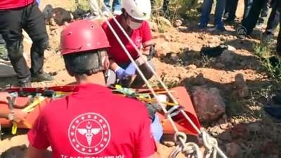112 acil servis - ANTALYA - 'Afet tatbikatı' gerçeğini aratmadı Videosu