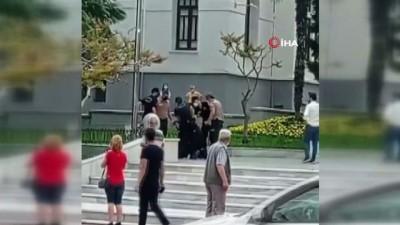 heykel -  - Atatürk heykeline çekiçle saldırıya gözaltı