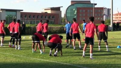milli takim - KAYSERİ - Kayserispor yeni sezon hazırlıklarını sürdürdü