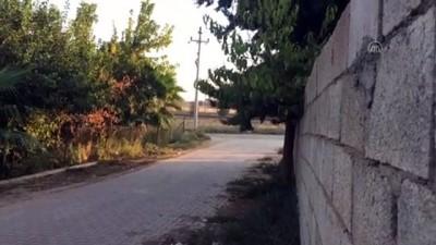 mermi - MARDİN - Suriye'den açılan ateş sonucu 1 asker şehit oldu, 3 asker yaralandı
