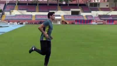 ZONGULDAK - Milli atlet Doğukan Kilcioğlu'nun hedefi Avrupa Şampiyonası'nda zirveye koşmak