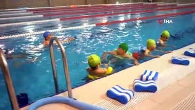 osmanpasa -  Gaziosmanpaşa'da geç yetenekler yaz spor okullarında gün yüzüne çıkıyor